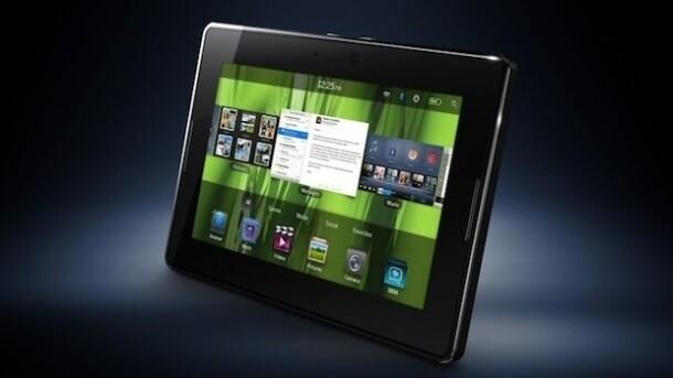 RIM cuts internal PlayBook sales estimates by more than half