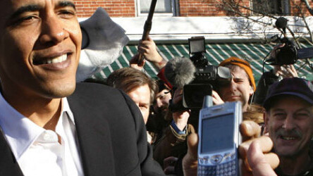 Just in time for the election, President Obama to begin Tweeting personally.