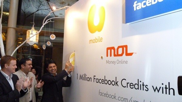 Facebook ups its game in Asia, partners with Malaysian telco to offer rewards