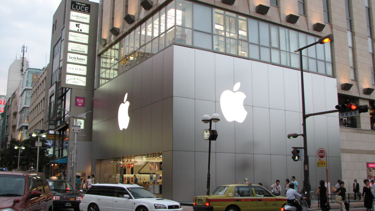 Apple confirms one billion visitors to its retail stores