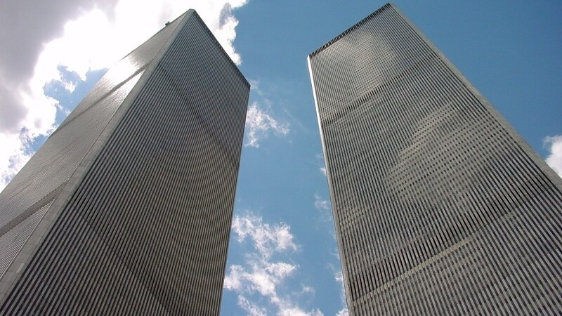 An augmented reality app lets you experience the Twin Towers