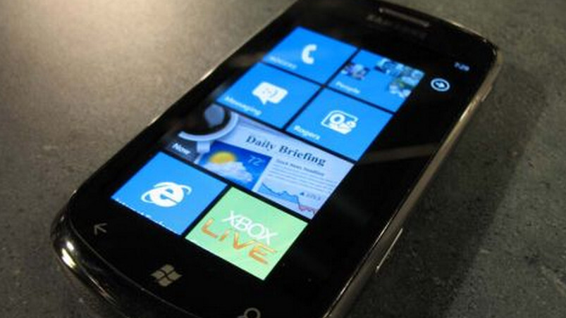Microsoft's mobile market share continues to erode
