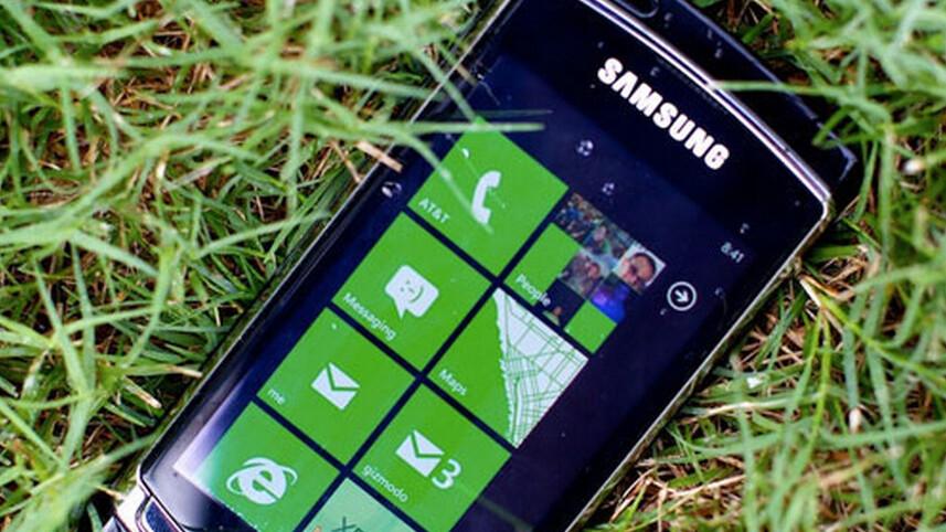 Microsoft demos new Windows Phone 7 hardware