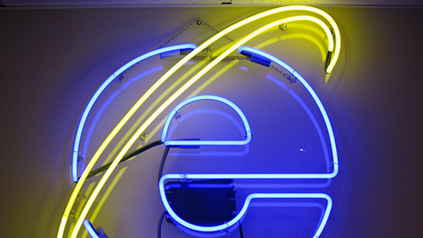 """Microsoft touts IE9 as """"the best browser for the enterprise"""""""