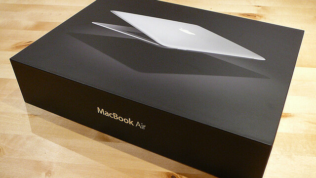 Apple updates MacBook Air with faster processors, Thunderbolt support and backlit keyboard