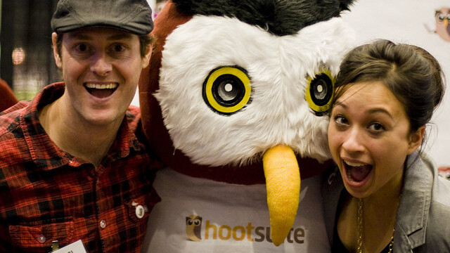 HootSuite hits 2 million users, doubles signups in seven months