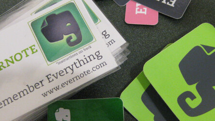 Evernote for Android Tablets released