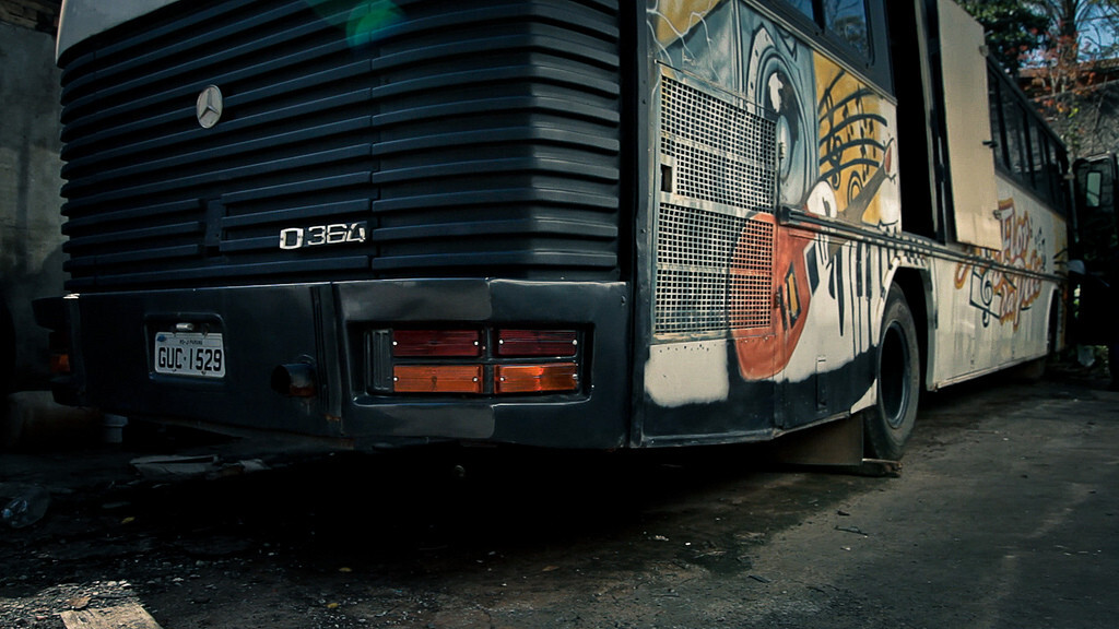 Hacker Bus, On The Roads of Brazil