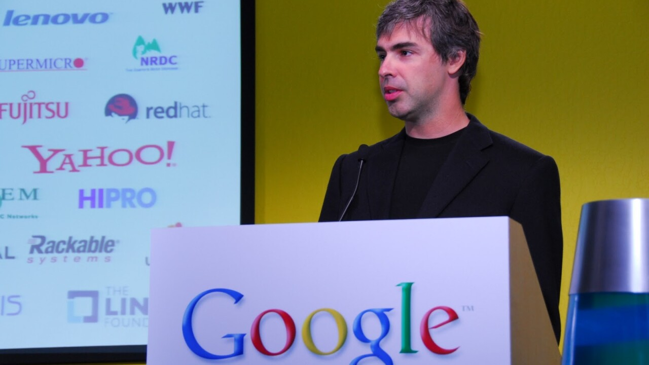 Oracle wants Google co-founder to testify in Java patent case