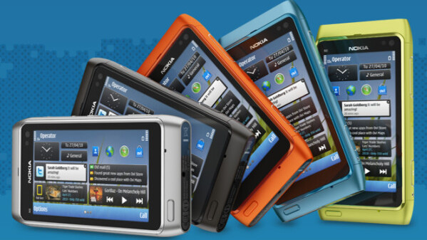 Nokia sued, accused of infringing messaging and UI patents