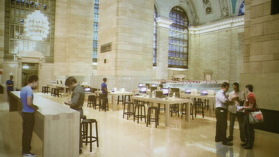 Here's what Apple's gorgeous new store in Grand Central will look like