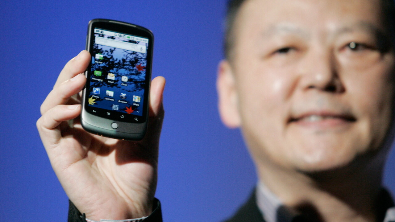 """HTC on Apple lawsuits: """"We have enough patents to make a stand"""""""