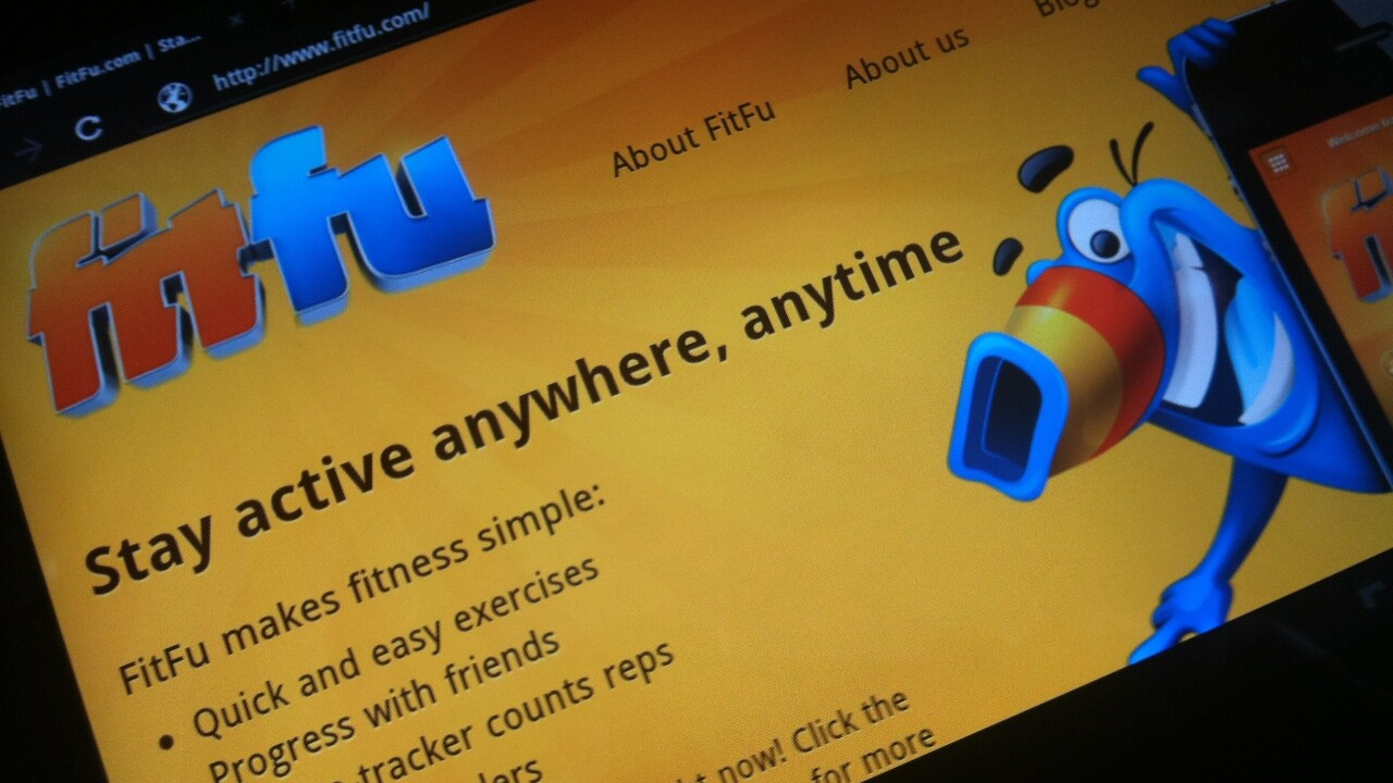 Need a workout partner? FitFu's iPhone app just got some great additions.