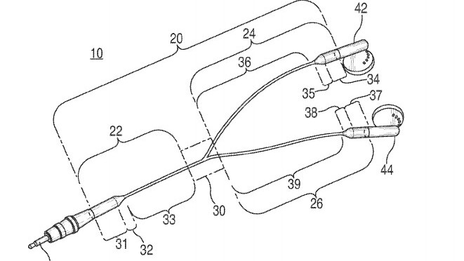 Apple secures patent on preventing headphone tangles