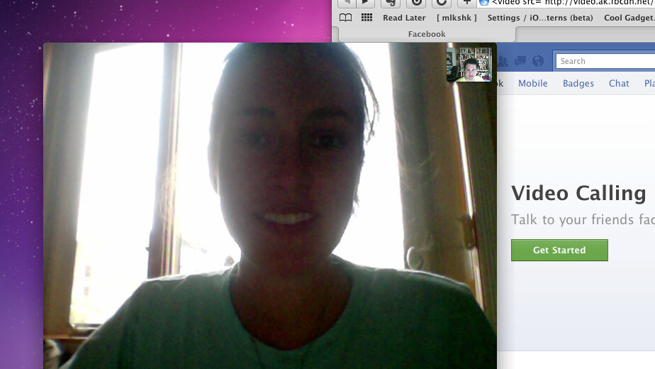 Here's how to start using Facebook Video Calling now!