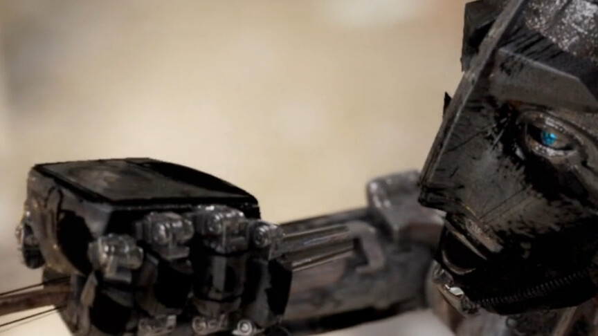This short film will make you think twice about how we treat robots