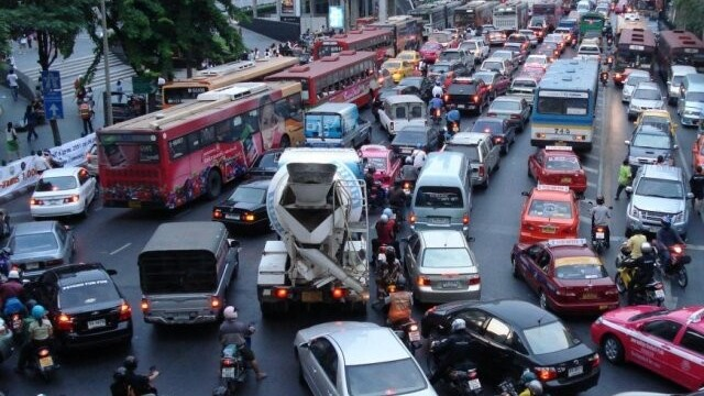 Crowdsourced traffic info research project looks to take on Waze