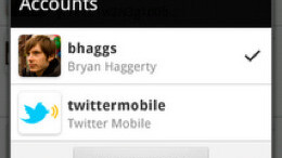 Twitter for Android gets multiple accounts and push notifications
