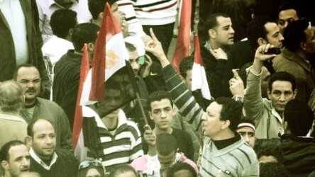 Since the 2011 uprising, Egypt's first jailed blogger has been freed
