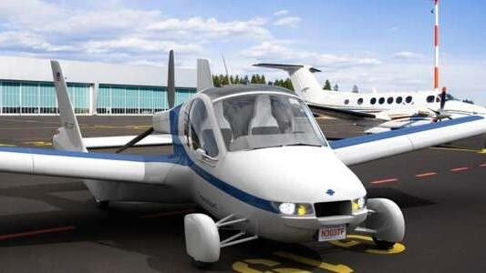 Flying cars are coming. It's about bloody time.