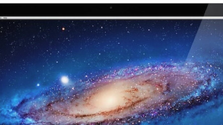 Apple apparently leaks a brand-new LED display with Thunderbolt