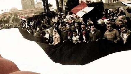 18DaysInEgypt: Crowd sourcing a revolution