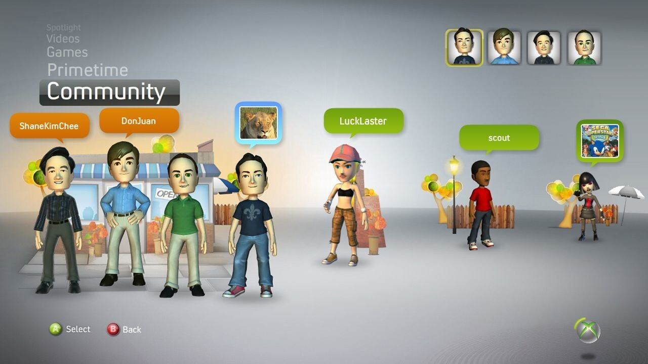 Microsoft begins moving Xbox 360 profiles and saved games to the Cloud