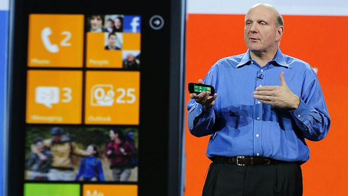 Microsoft's mobile market share in the US stabilizes
