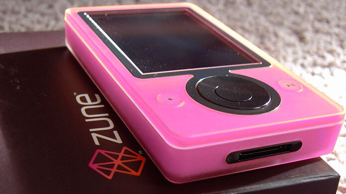 Zune Marketplace goes live in Canada for a flash, then disappears
