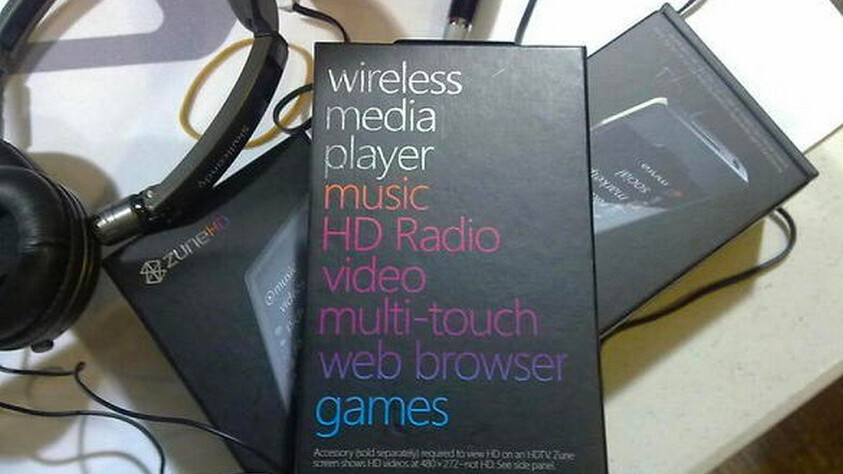 Zune Marketplace goes partially live in Canada