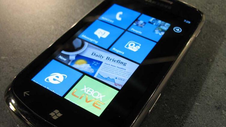 Windows Phone 7 OS fragmentation explained