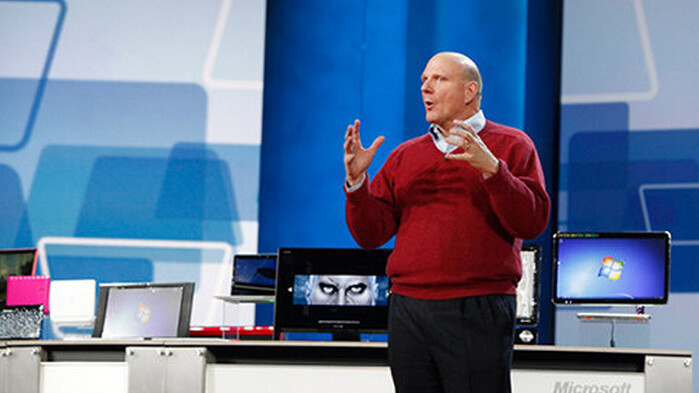 Microsoft potentially giving away quad-core Windows 8 slate at BUILD