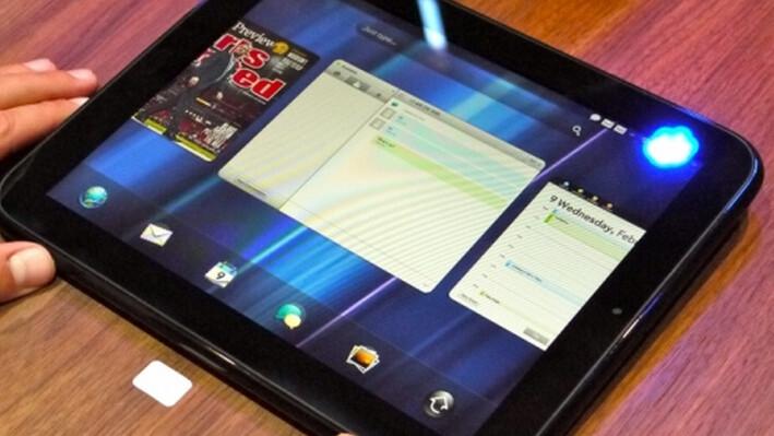 webOS development holds steady despite HP's effective surrender