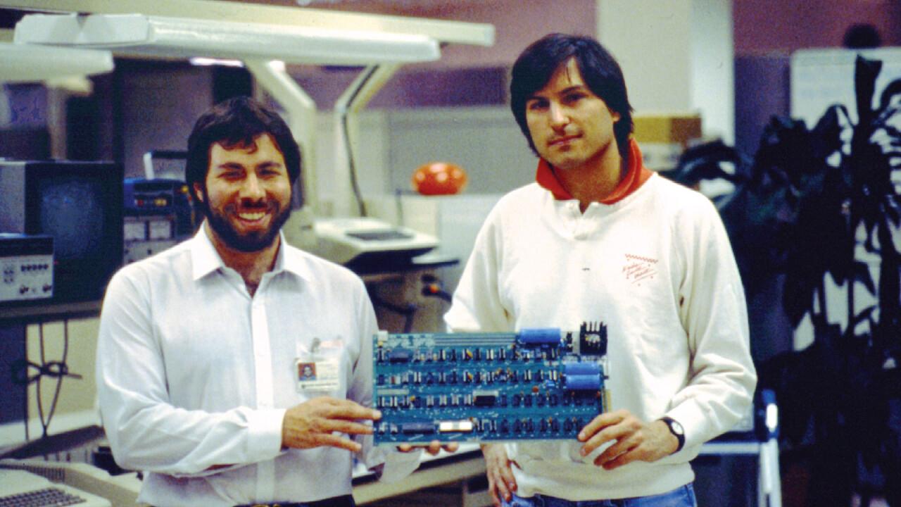 Apple co-founder Steve Wozniak: Steve Jobs is the greatest business leader of our time