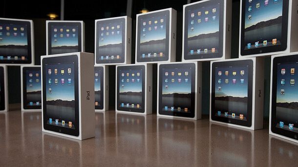 Apple dominates worldwide tablet sales, but Europe is open to disruption