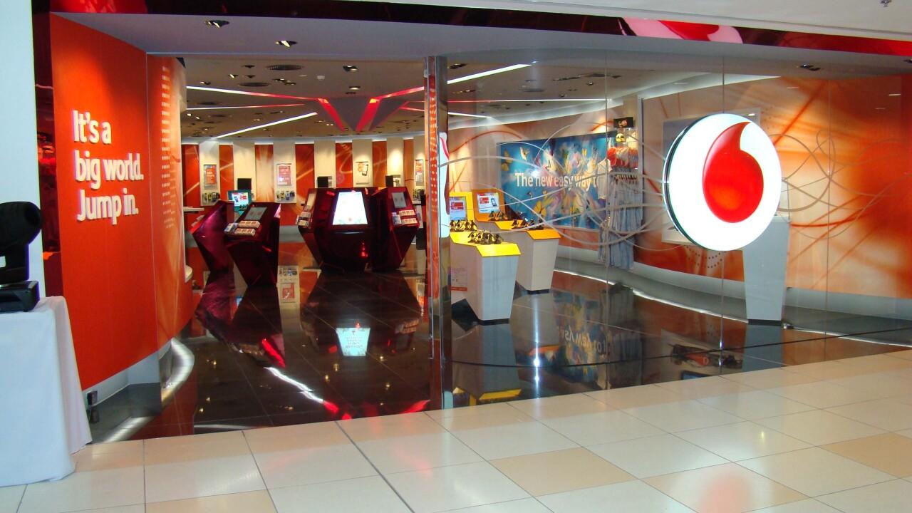Vodafone loses 375,000 Australian customers over poor mobile reception