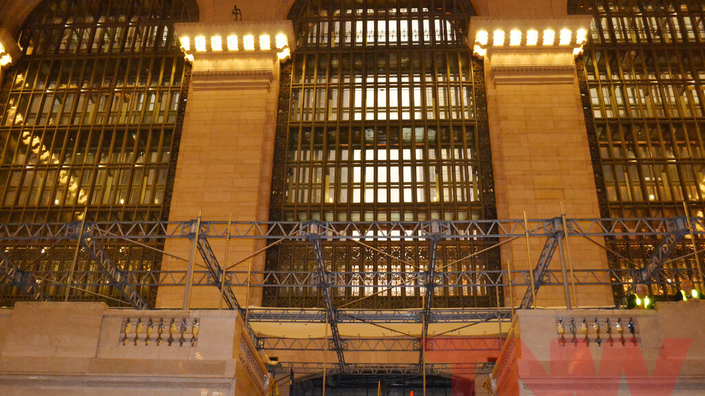 Construction on Grand Central Terminal Apple Store in NYC begins