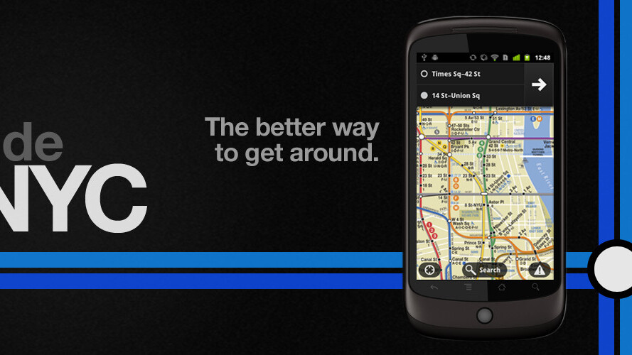 Meet Pandav: a slick, powerful and disruptive route-planning mobile app