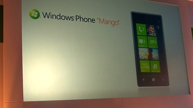 """Microsoft: Windows Phone Mango September 1 launch date is """"just a rumour"""""""