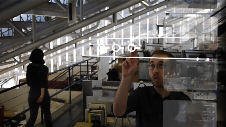 Where augmented reality and architecture collide [Video]