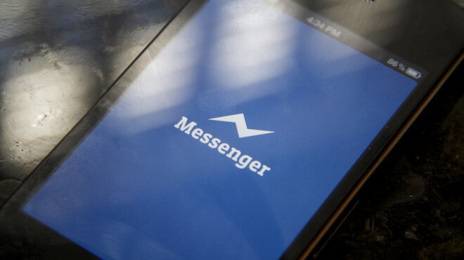 Facebook Messenger holds clues about planned mobile video chat
