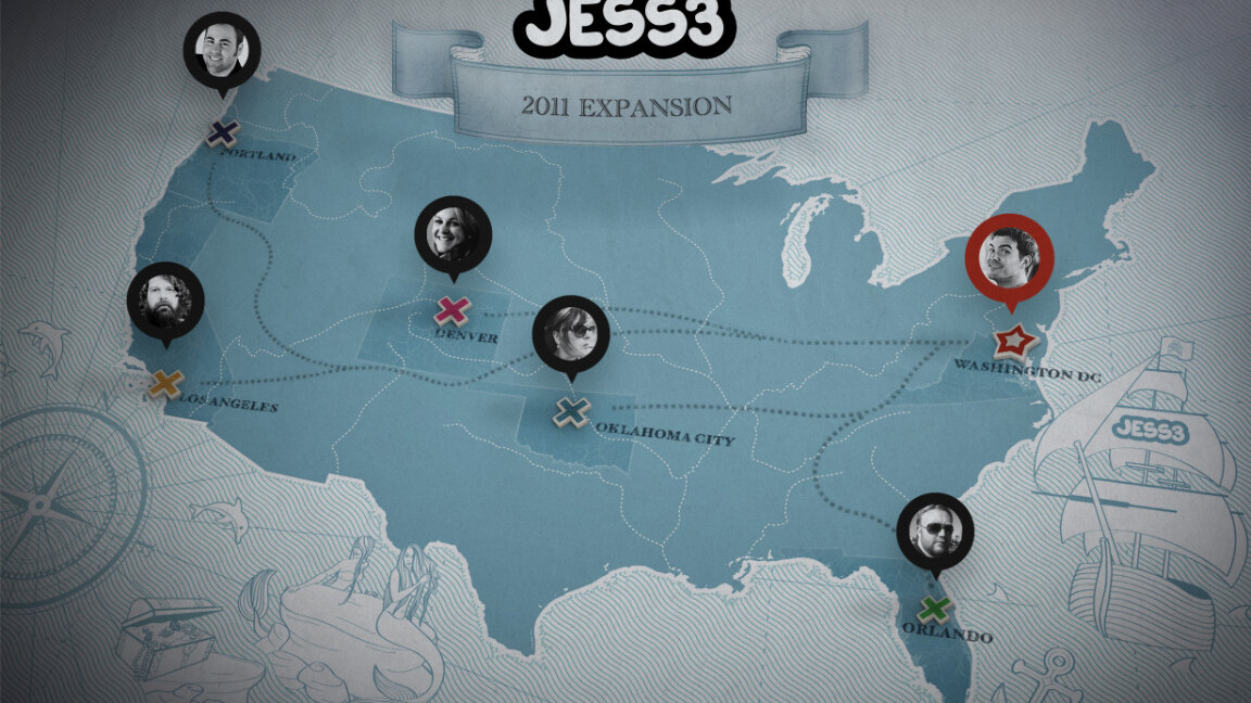 How data visualization firm JESS3 turns a thousand words into a picture