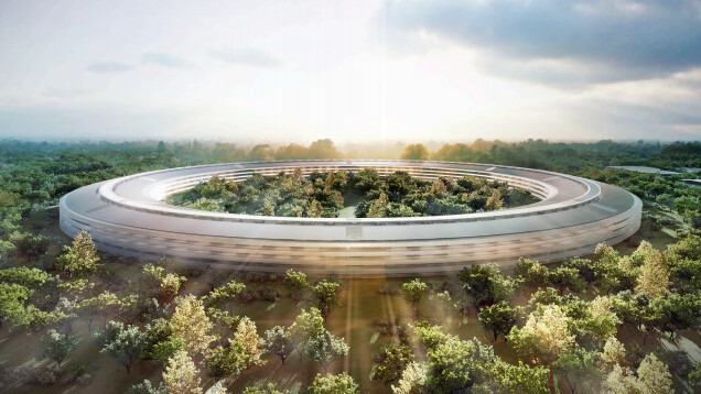 """Apple proposals, renderings for new """"Spaceship"""" campus detailed by City of Cupertino"""
