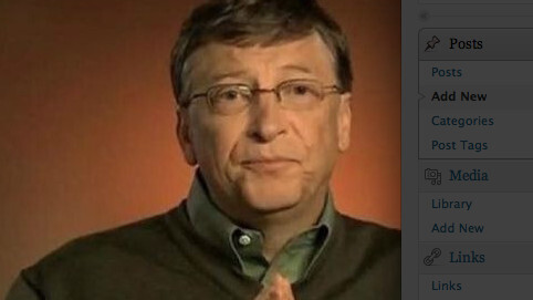 Bill Gates is saving up for a new Lamborghini