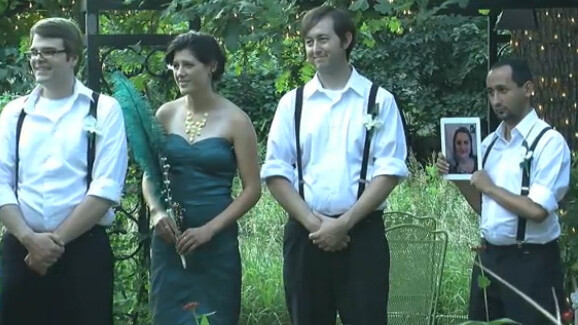 Have you seen the iPad Bridesmaid? [video]
