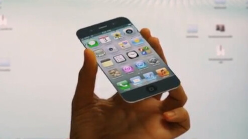An iPhone 5 concept to lust after [Video]