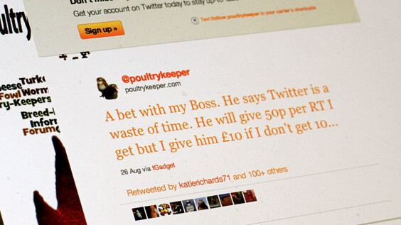 The new social network chain mail: Are you being scammed?