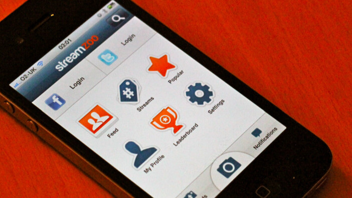 Streamzoo takes aim at Instagram and Picplz with new pro features