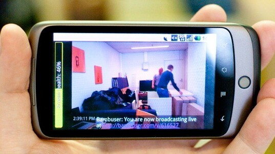 The record for most mobile live video streams ever could be set this Saturday