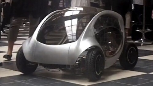 This folding car could change the way we travel in cities [Video]